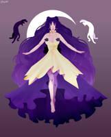 Luna by emleedomo