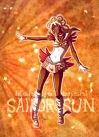 Eternal Sailor Sun by yamiyuuga