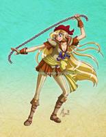 Pretty Pirate Lady Venus by yamiyuuga