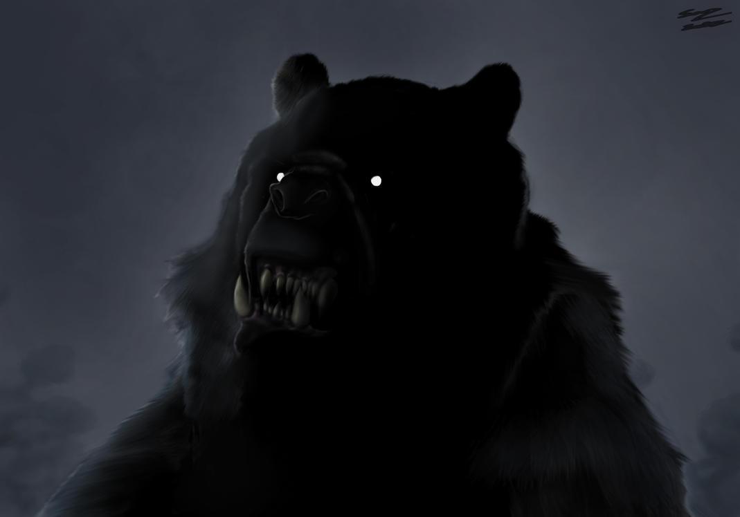 brave movie demon bear - photo #1