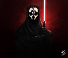 Darth Nihilus by TheRisingSoul
