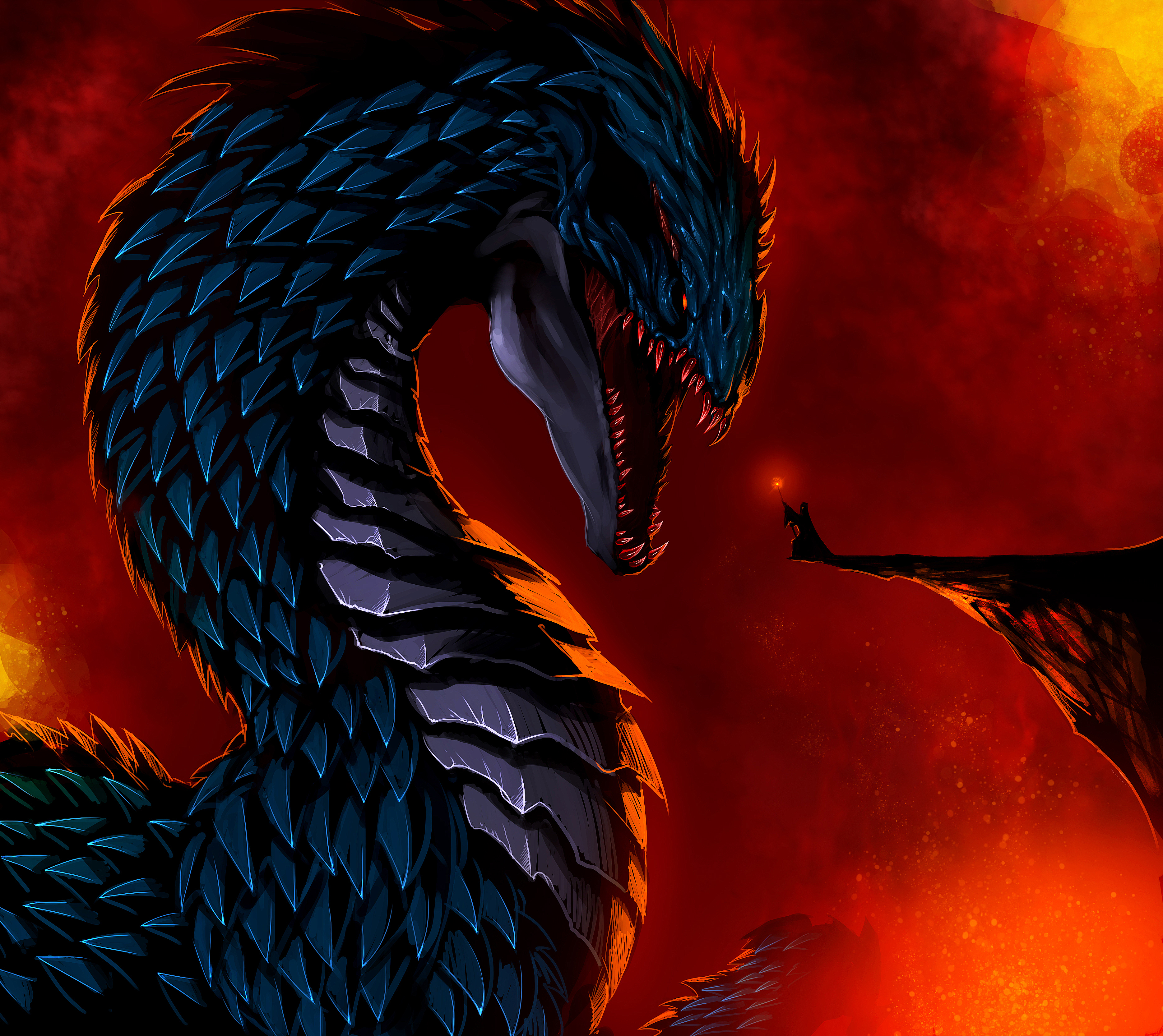 Warriors Fire And Ice Download: Dragon Summoning By TheRisingSoul On DeviantArt