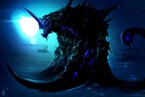 Kaiju by TheRisingSoul