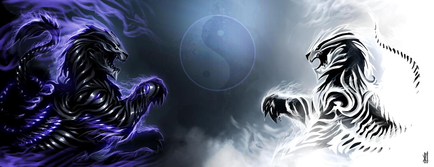 Dark VS Light by TheRisingSoul on DeviantArt for Dark Vs Light Art  199fiz
