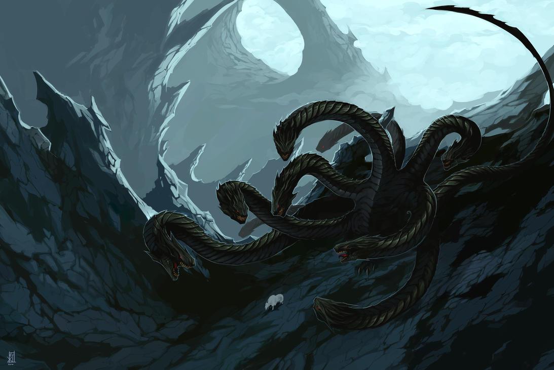 Hydra by TheRisingSoul