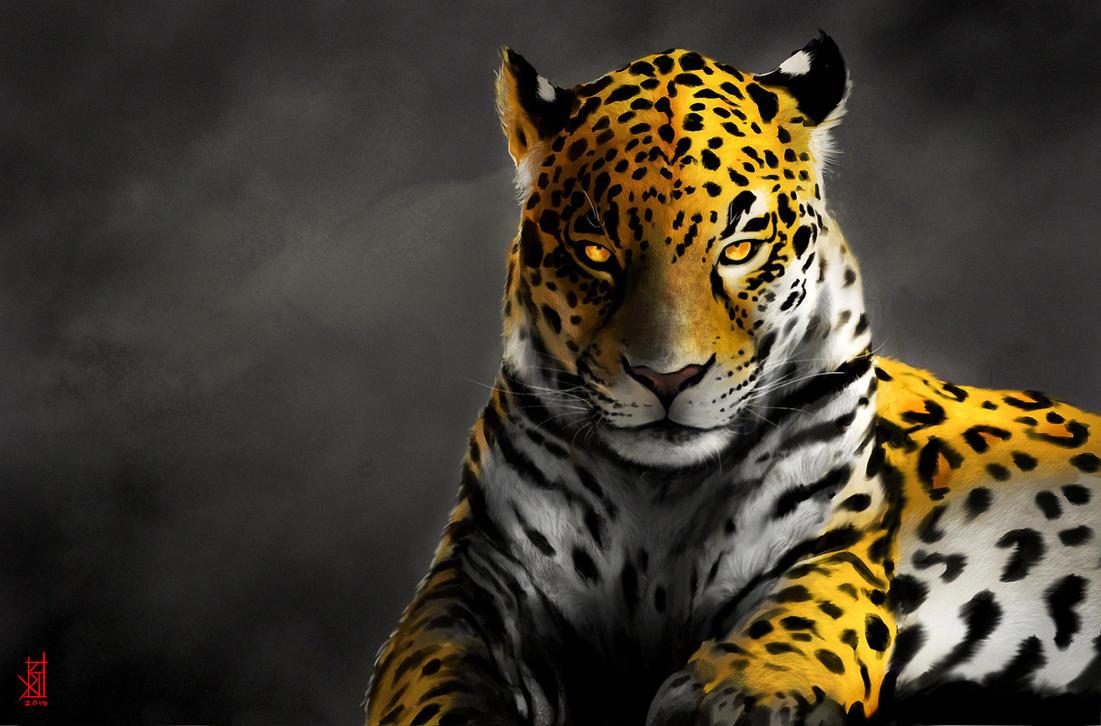 Jaguar by TheRisingSoul