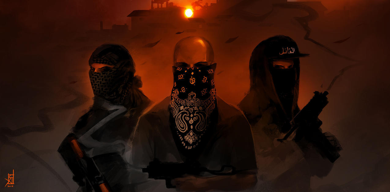 OpFor by TheRisingSoul