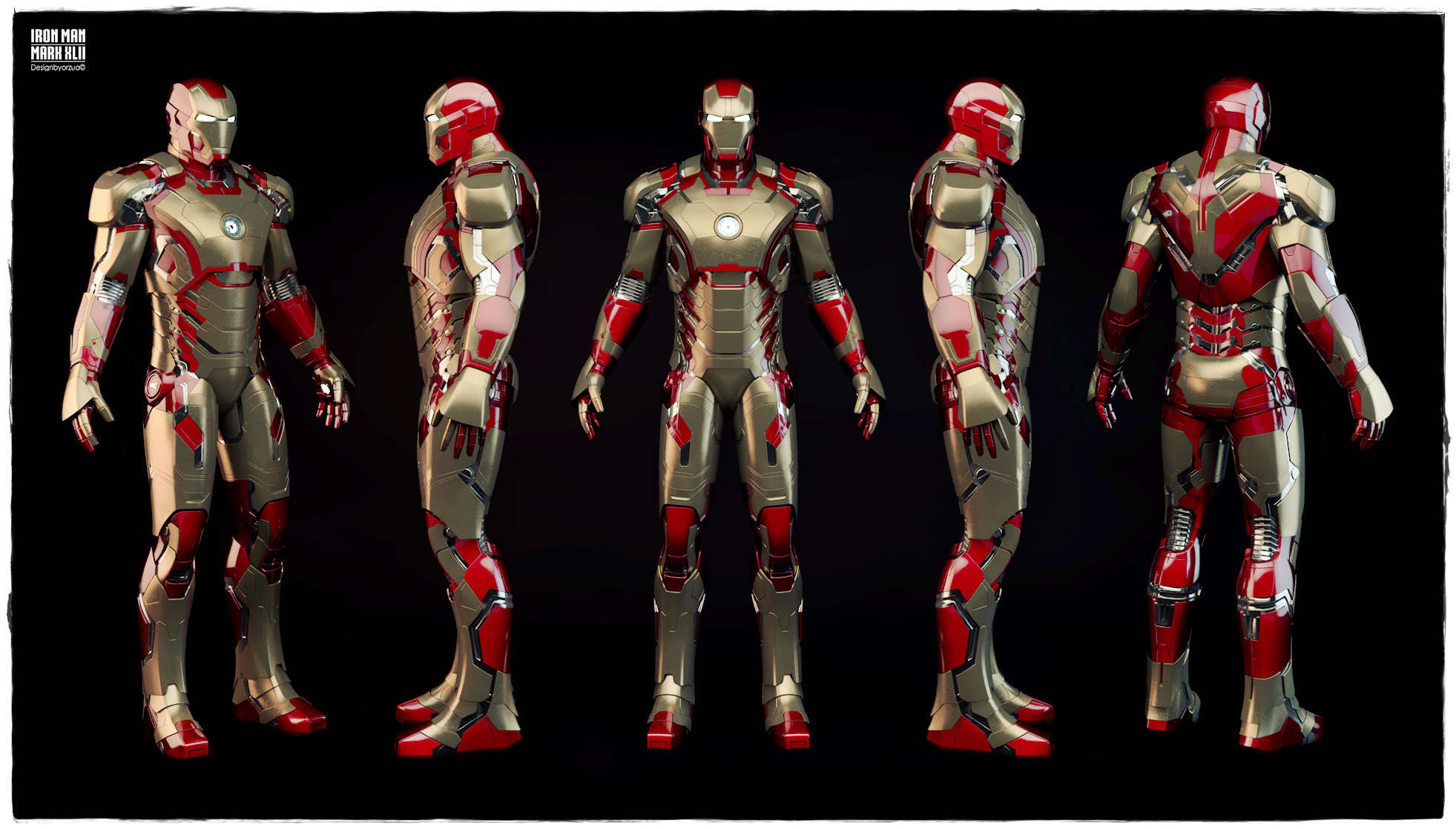 iron man all mark - photo #43