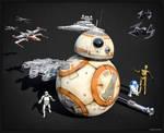 BB8 Droid