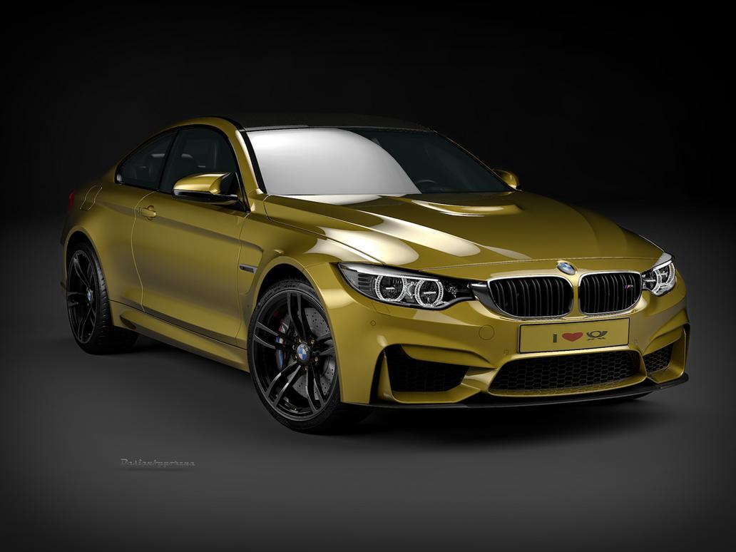 BMW Coupe M4 2017 by Yorzua