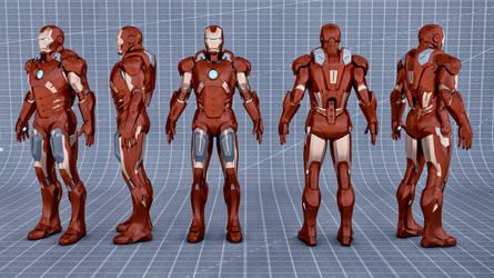 Iron Man Mark 7