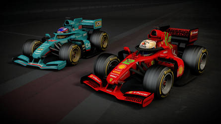 F1 toys