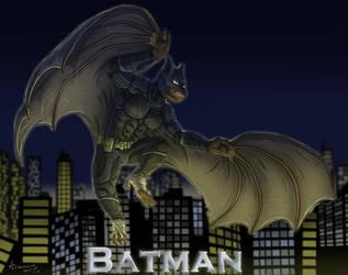 Feral Heroes Project: Batman by Armorwing
