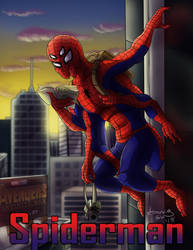 Feral Heroes Project: Spiderman by Armorwing