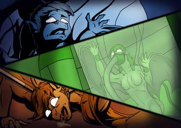 Dark Memories (Animatic Progress) by Armorwing