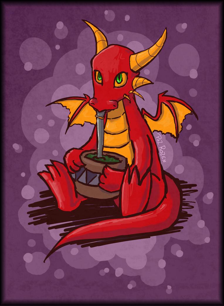 CD - de mates y dragones by MPaz