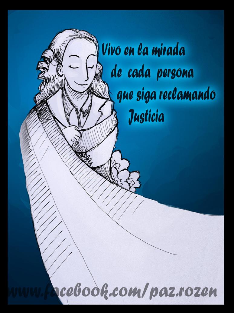 CD - Abanderada de los humildes by MPaz