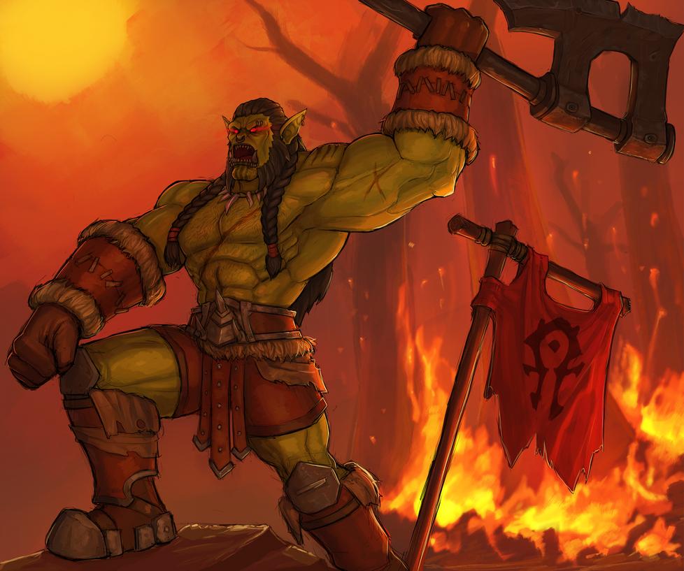 Kor'kosh assault! by Reignboy