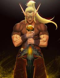 Knight-Master Tharo'nael Valorstrike