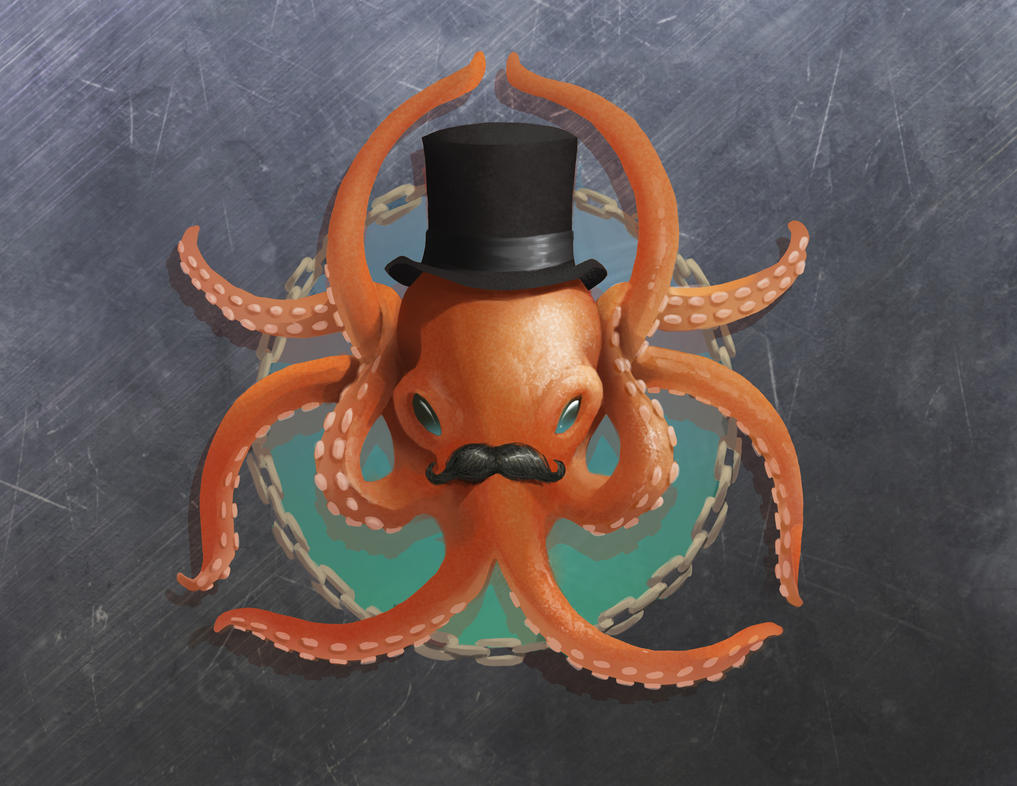 Apoctopus by maguinness