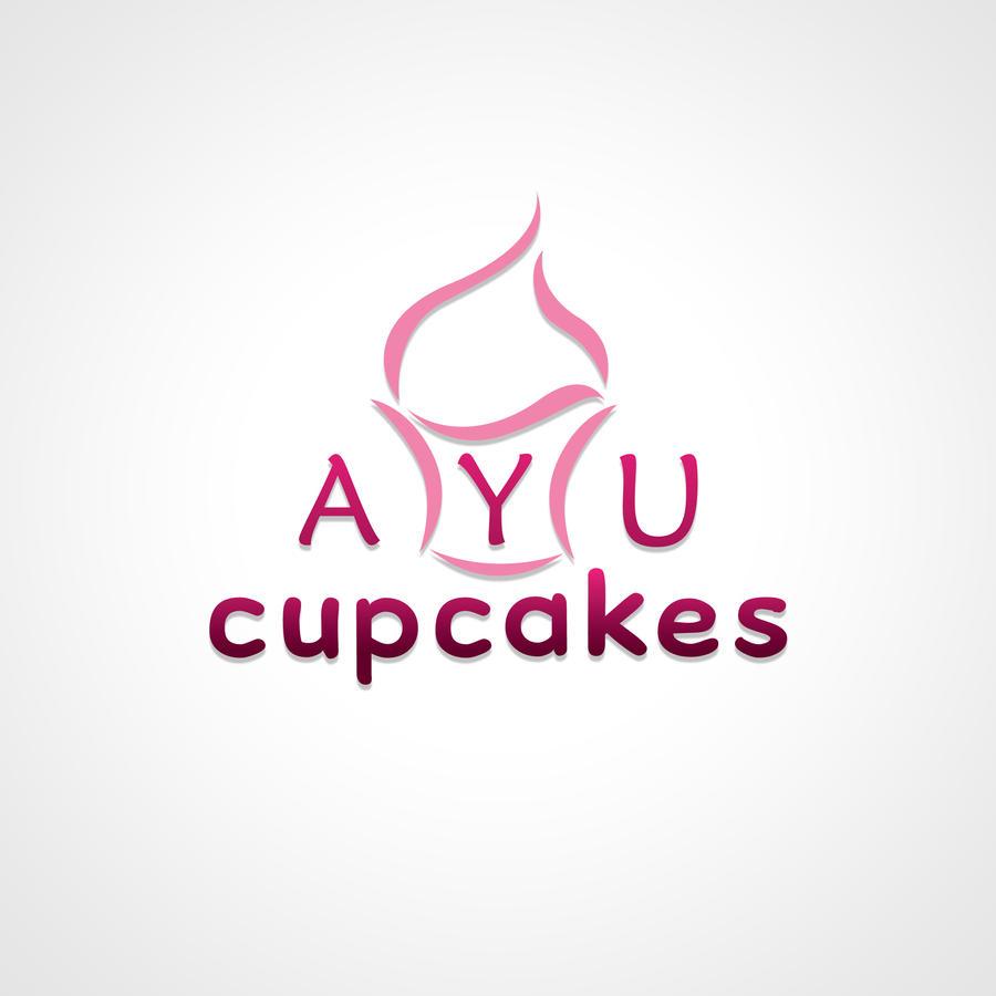 Ayu Cupcakes Logo By Snitch88