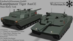 Kampfpanzer Tiger Ausf.E