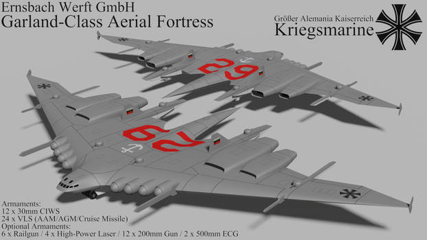 Garland-Class Aerial Fortress