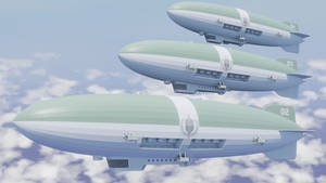 Armored Airships