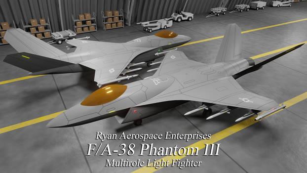 [COMMISSION] FA-38 Phantom III
