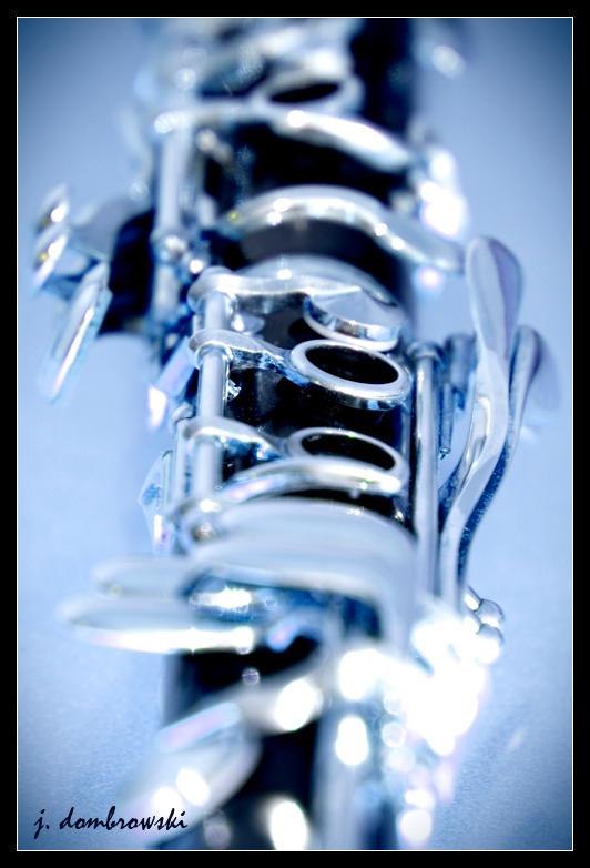Clarinet by clarinetJWD