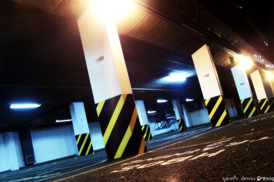 Parking Below by iia02dennisg