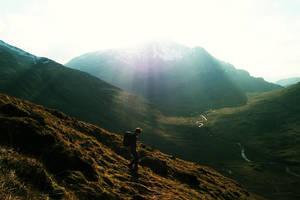Beinn Laoigh by iia02dennisg