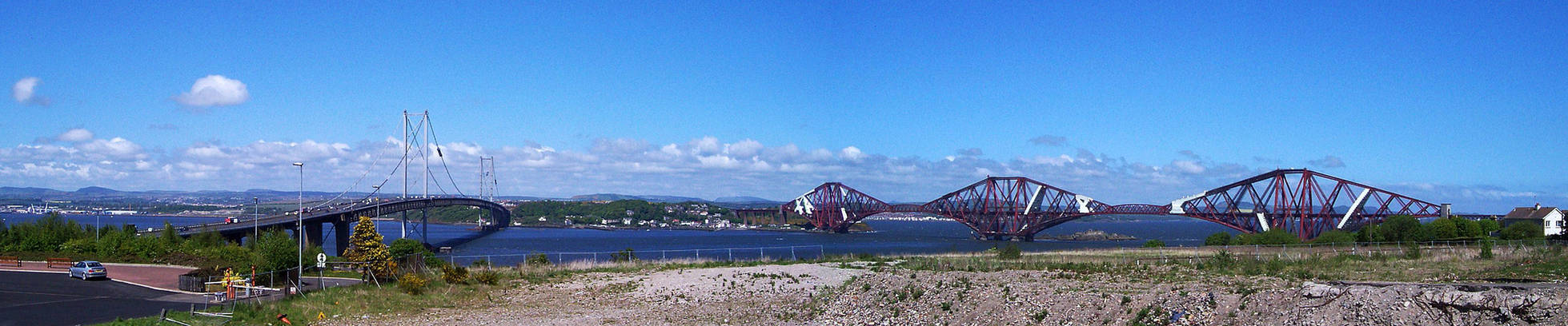 Forth Bridges, Scotland