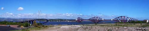 Forth Bridges, Scotland by iia02dennisg