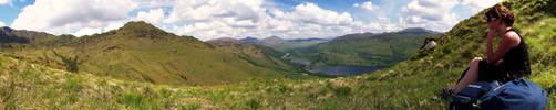 Stuc na Nughinn, Argyllshire by iia02dennisg