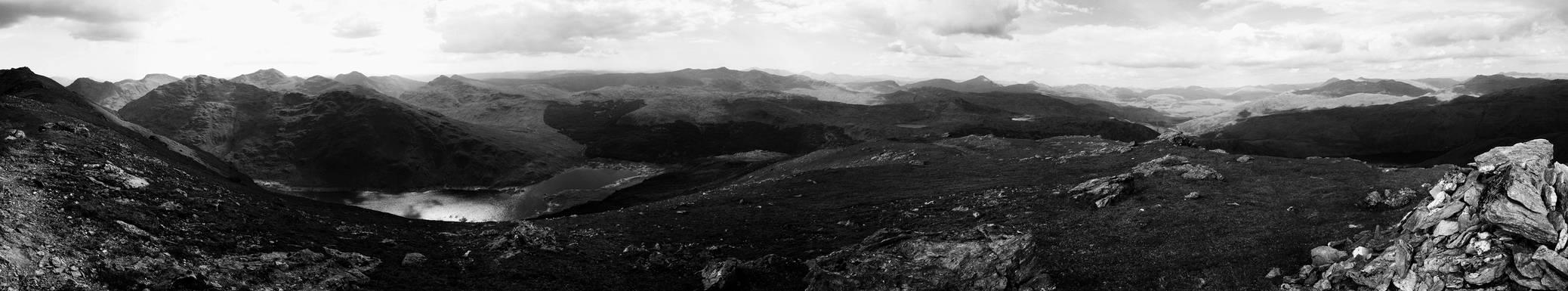 Ben Vorlich, Argyllshire by iia02dennisg