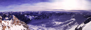 Die Zugspitze, Germany by iia02dennisg