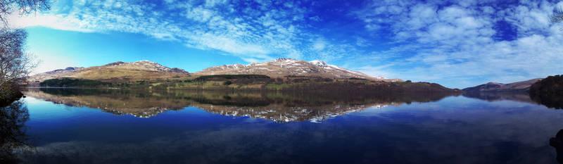 Loch Tay, Perthshire by iia02dennisg