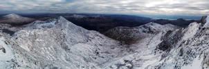 Yr Wyddfa, Snowdonia by iia02dennisg