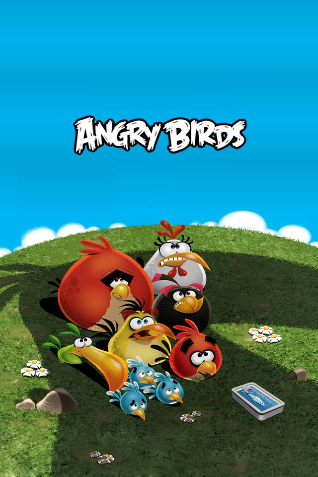 Angry Birds Mighty Eagle By HeartinaRosebud