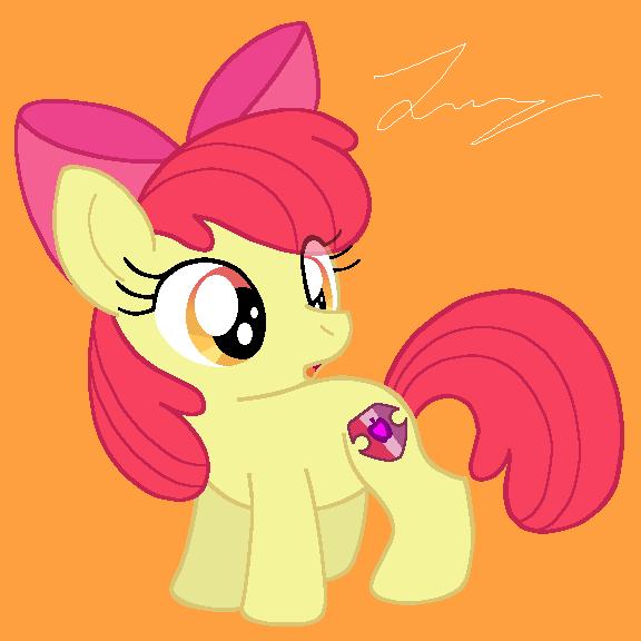 AppleBloom by HeartinaRosebud on DeviantArt