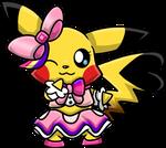 Pikachu Popstar