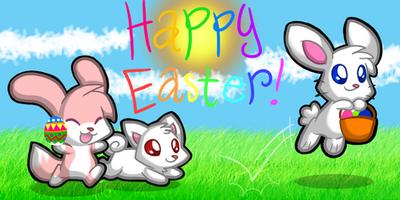 Happy Easter '17 by HeartinaRosebud