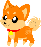 Year of the Doge by HeartinaRosebud