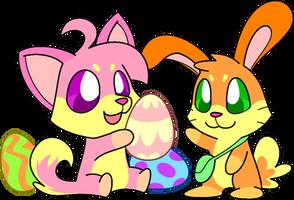 Eggs-Citement!