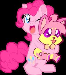Pinkie's Puppy