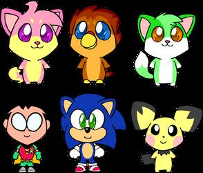 Chibi Cuties