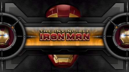 IRON-MAN by ALIENWARE ASUS by FAFA116