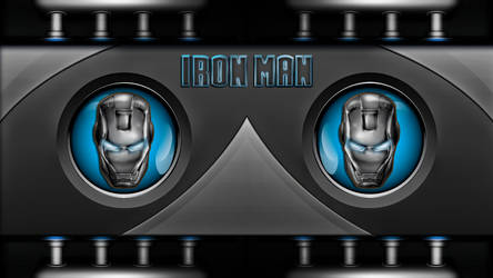 Ironman By Alienware Asus1 by FAFA116