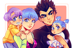 The Vegeta Family